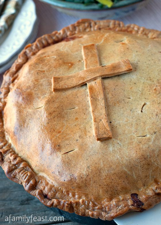 Easter Pie - A Family Feast