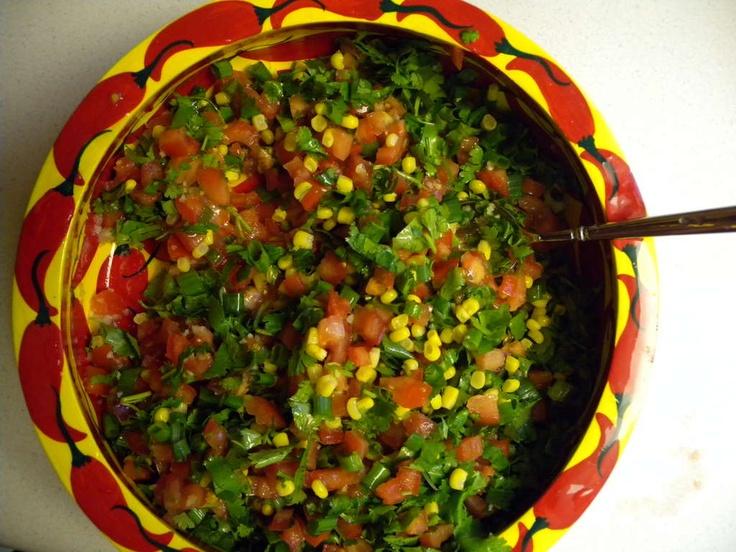 Salsa fresca | Salsa Recipes | Pinterest