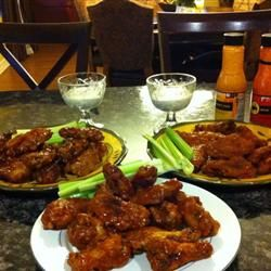 Restaurant-Style Buffalo Chicken Wings | Recipes I Want To Try | Pint ...