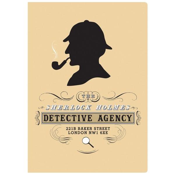 Sherlock Holmes - Pocket Notebook
