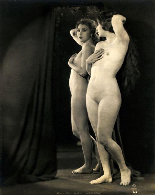alcorn nude ann Olive