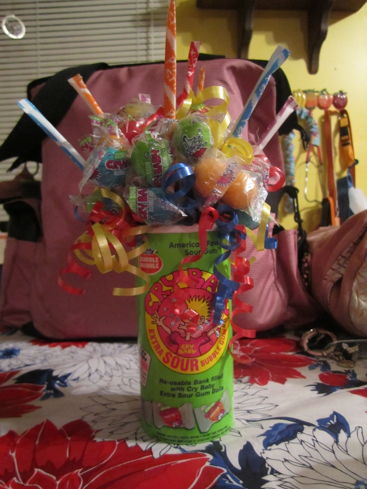 ... Baby Bank Bouquet | Ruthies Crafties (aka things I make / sell