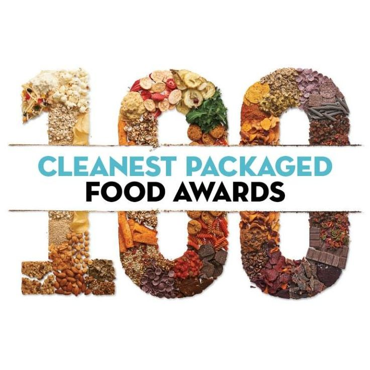 Meet The Winners Of Our 100 Cleanest Packaged Food Awards 2019