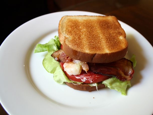 BLAST (Bacon, Lettuce, Avocado, Shrimp And Tomato) Sandwich Recipes ...