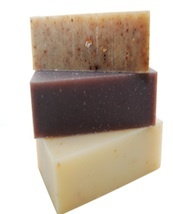 Soap Box Soaps: One for One organic soap bars