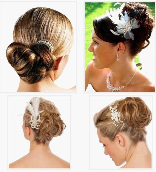 wedding hairstyle | Wedding Hairstyles | Pinterest