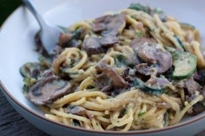 Veggie Miso Pasta | Food I'd Like To Cook | Pinterest