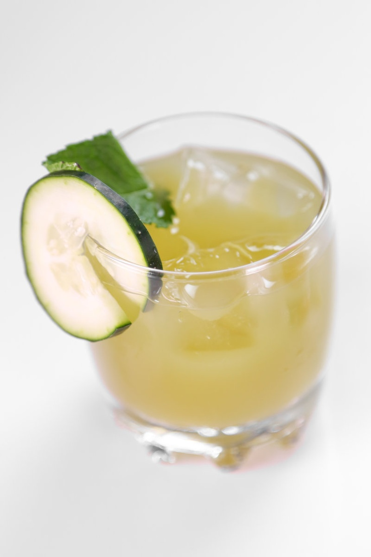 Kentucky Maid Cocktail Recipe — Dishmaps