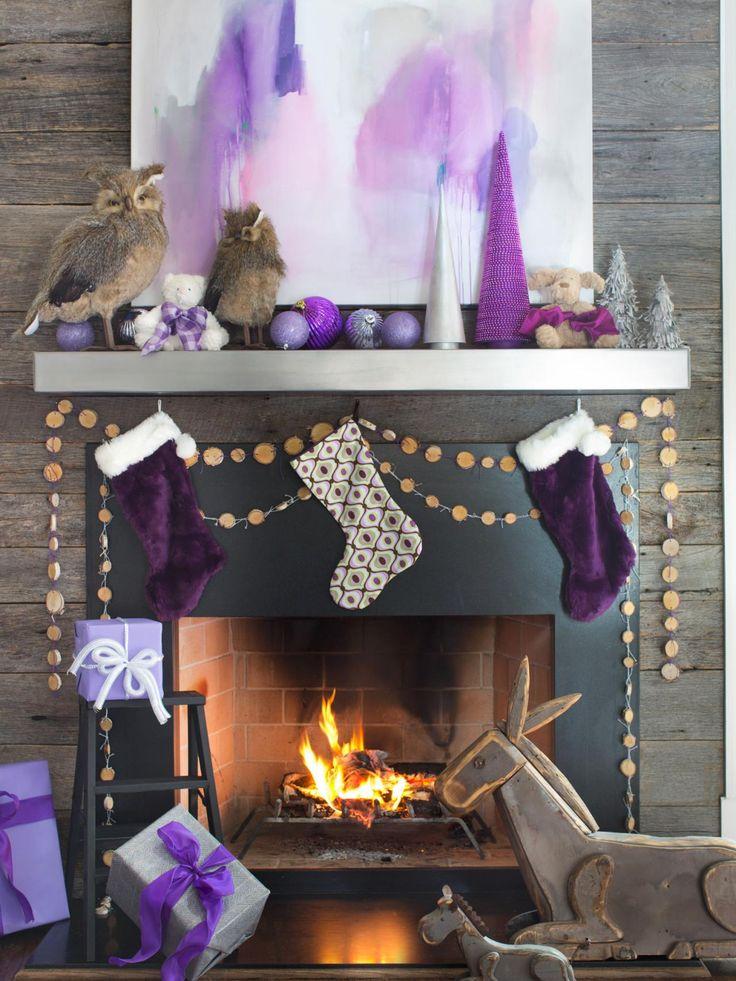 1 Holiday Mantel, 3 Ways