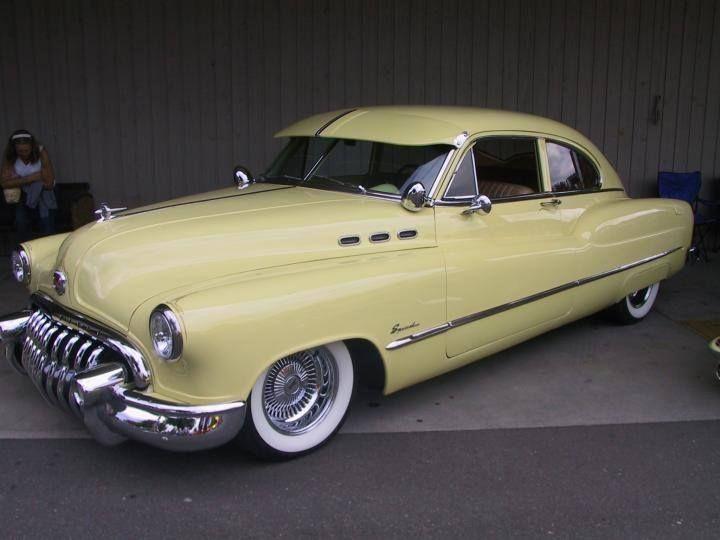 Buick 1950 | Autos Post