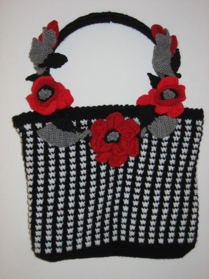 Crochet Bags Pinterest : crochet bag von mir Pinterest