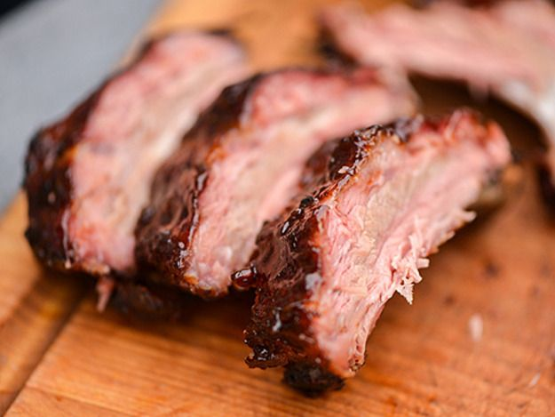 Balsamic Glazed Baby Back Ribs | Meat( chicken,beef,pork..... | Pinte ...