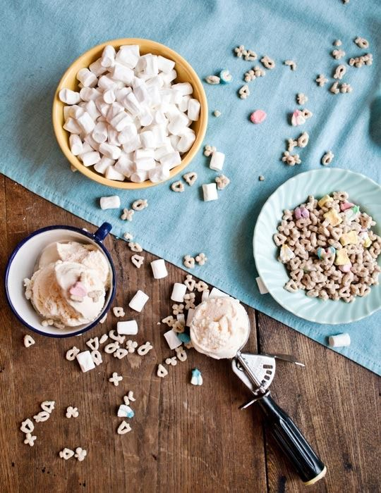 Summer Recipe: Lucky Charms Ice Cream Sandwiches | The Kitchn (try it ...