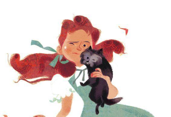 lovely illustration by annette marnat