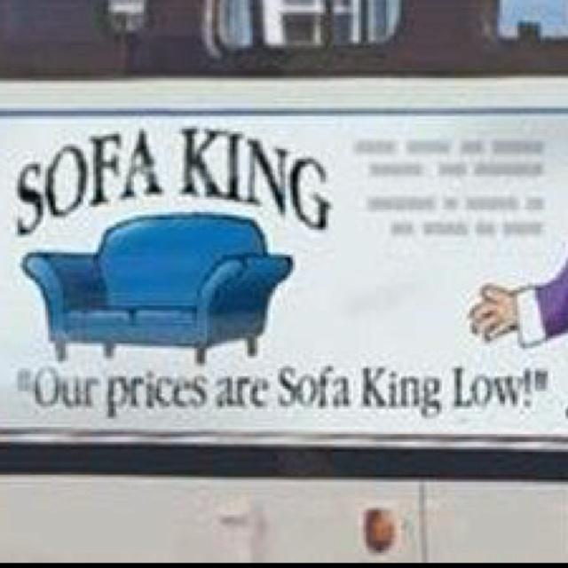 Sofa King Erfworld: Sofa King Low