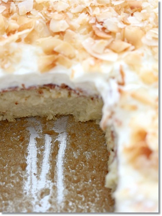 Tres Leches Coconut Cake | Sweet Tooth | Pinterest