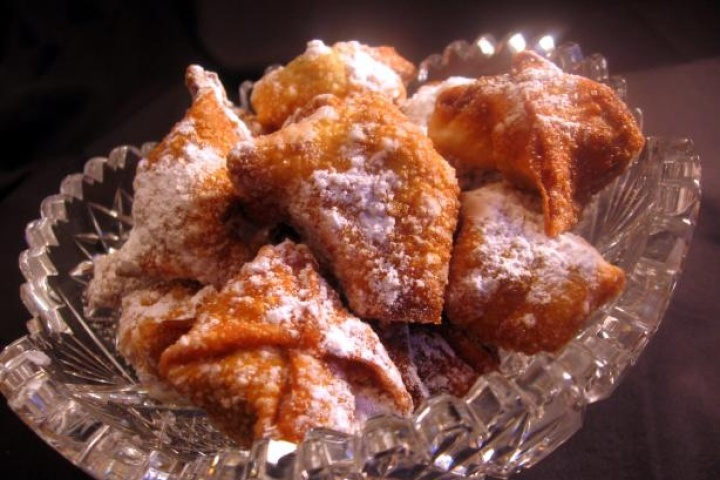 Chocolate Wontons | Recipes | Pinterest