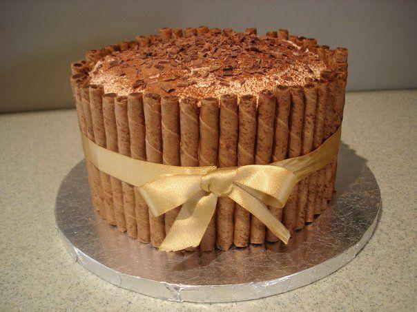 Tiramisu Layer Cake | Sweet Treats | Pinterest