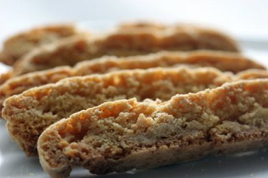 "Lemon Biscotti | ""Eat food. Not too much. Mostly plants."" 