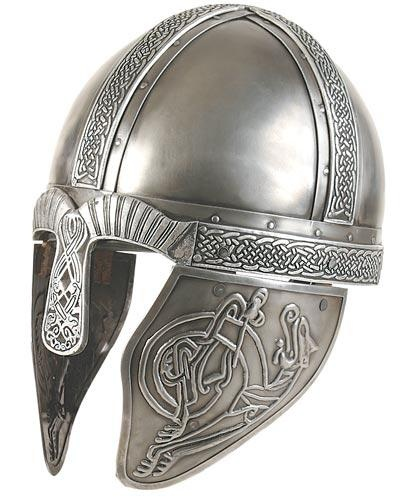 historically accurate viking helmet (real viking helmets do not have ...