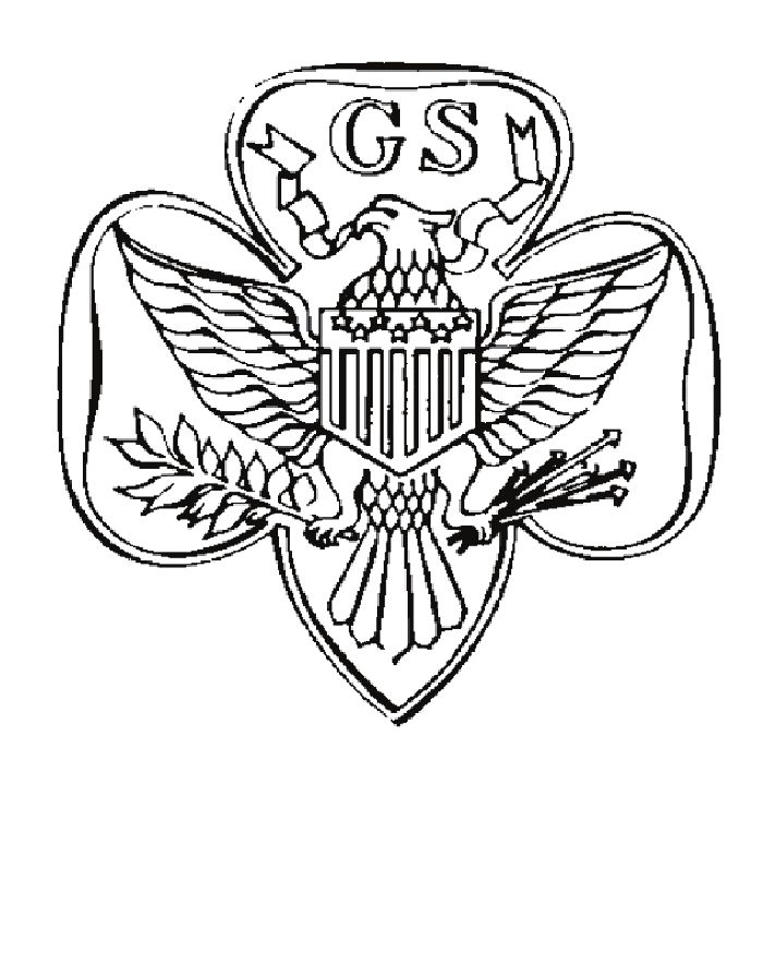 daisy girls scouts coloring pages - photo #50