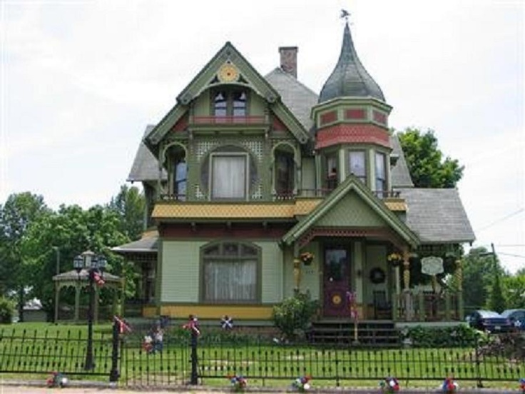 Painted Lady Bed Breakfast