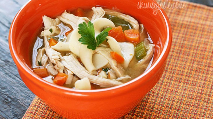 Leftover Turkey Noodle Soup | Recipes to Try | Pinterest