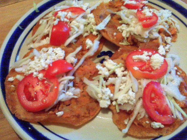 Enchiladas Potosinas | What's on the Menu | Pinterest