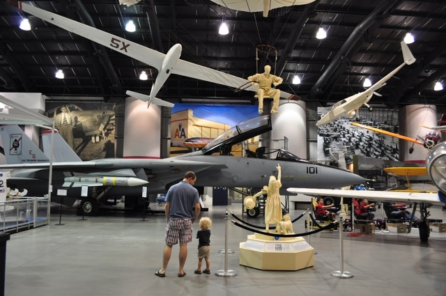 Tulsa Air and Space Museum | Mystery's Travel Agency ...