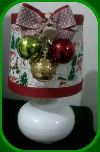Pin by manualidades el colibri on para el hogar pinterest - Como decorar para navidad ...