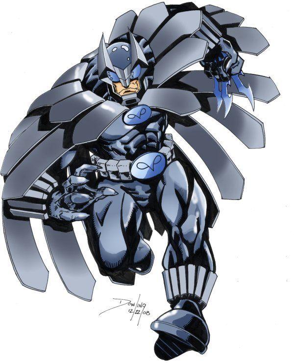 owlman dc comics | Owlman - Traitor Game Wiki Owlman