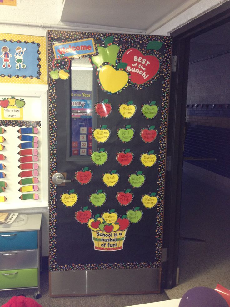 Classroom Door Ideas For Back To School ~ Classroom door decorations back to school