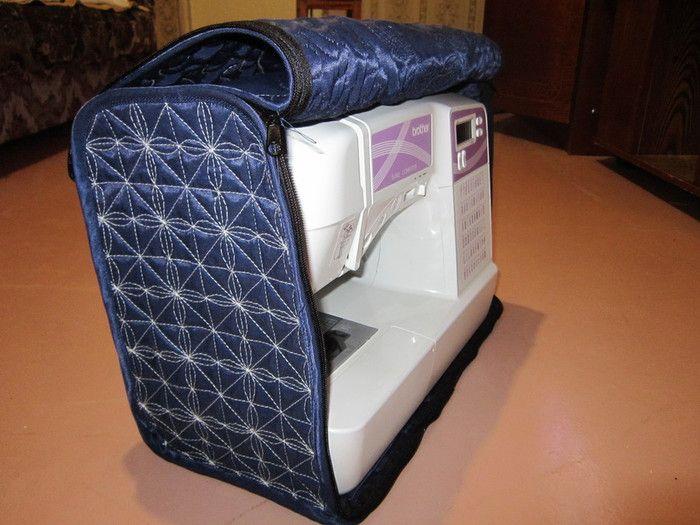 Как сшить сумку для швейной машинки своими руками 936