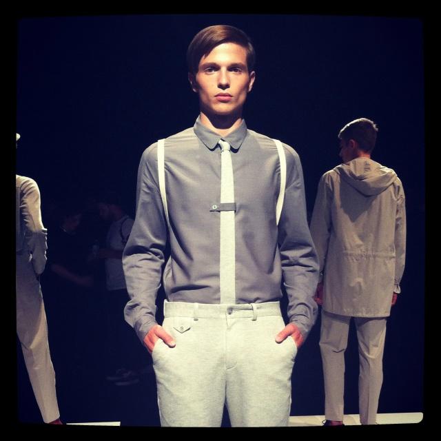 Sissi Goetze menswear S/S 2013