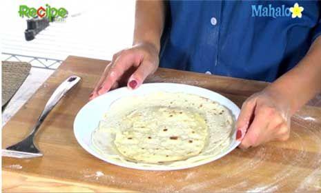 Watch How to Make Corn Tortillas in the Recipe Video http://www.recipe ...