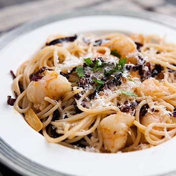 Ancho Chile, Shrimp, and Pasta | Pasta | Pinterest