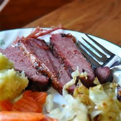 Braised Corned Beef Brisket Allrecipes.com