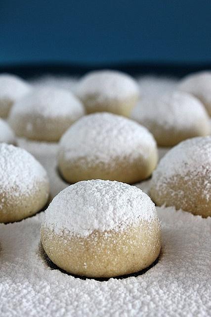 Almond-Orange Cookies 5661 pr1 by Isabelle ~ Eat my Cake now, via ...