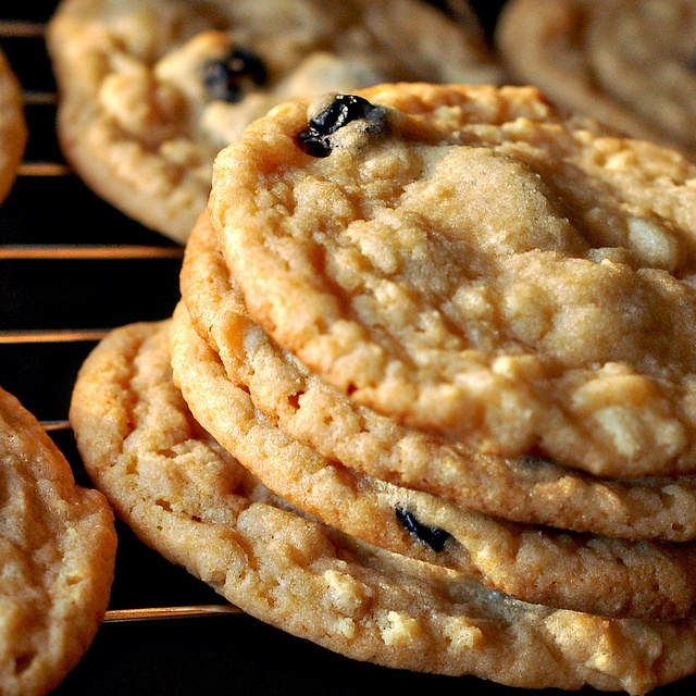 blueberry & cream cookies | dessert goodies! | Pinterest