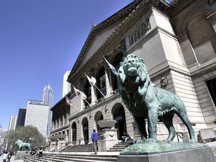 Art Institute Named Best Museum On Planet Earth By TripAdvisor « CBS Chicago