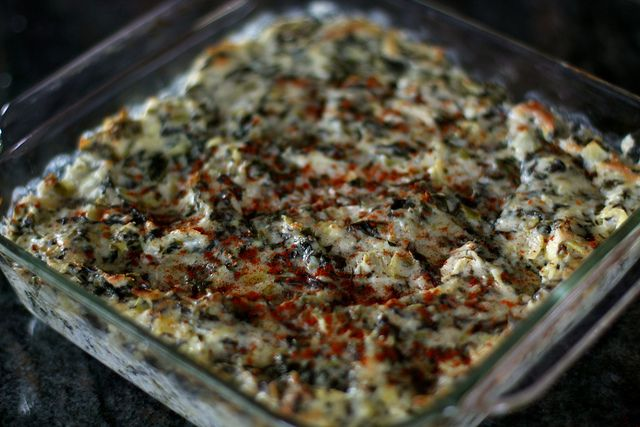 spinach and artichoke dip | Food & Drink | Pinterest
