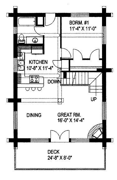 floor plan great room layout dream house pinterest