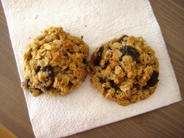 Chocolate Cherry Oatmeal Cookies from Serious Eats. http://punchfork ...