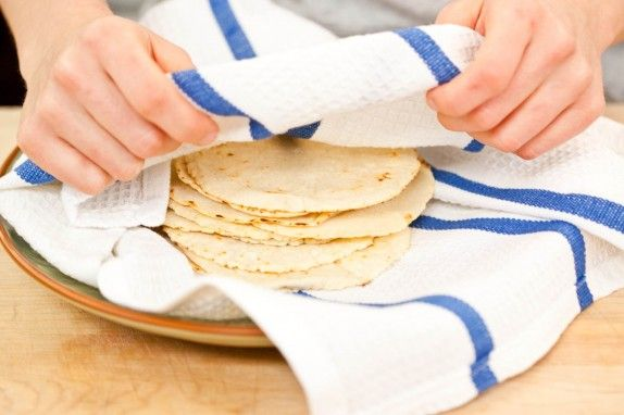 How to Make Corn Tortillas | The Feed | Food Glorious Food | Pinterest
