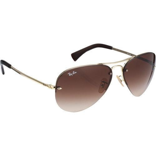 Rimless Glasses Ray Ban : Ray-Ban Aviator Rimless Sunglasses! *wants* Pinterest