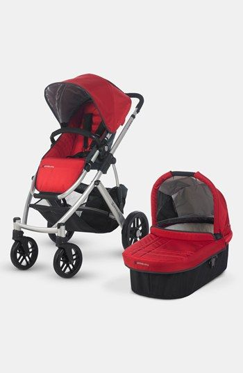 UPPAbaby 'VISTA' Stroller. Nice stroller for multiple ages without ...