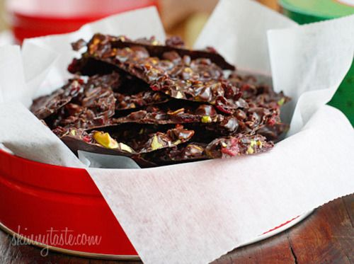 chocolate bark fruit and nut dried fruit and nut chocolate bark recipe ...