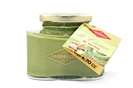 Quality Italian Food/Coffee/Candy Products ~ Sicilian Pistachio Cream