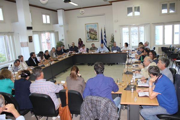 3….σε 1 συνεδριάσεις του Δημοτικού  Συμβουλίου  Νάουσας την Τετάρτη 29 Οκτωβρίου