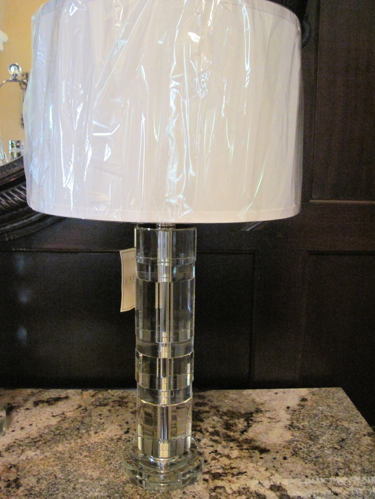 ralph lauren farrah table crystal lamp found this at home goods for. Black Bedroom Furniture Sets. Home Design Ideas